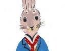 Mr Bunny designed for Scarlett Clark