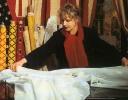 Celia in her shop in the 1980s