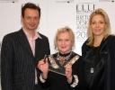 Celia at Elle Decorations Awards