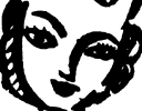 Celia's Cat Face logo