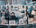 Celia's shop by David Hockney
